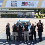 Terminó en Argentina la etapa sudamericana del Toyota 5 Continents Drive