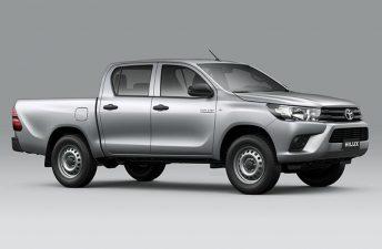 Nueva versión de entrada de gama para la Toyota Hilux