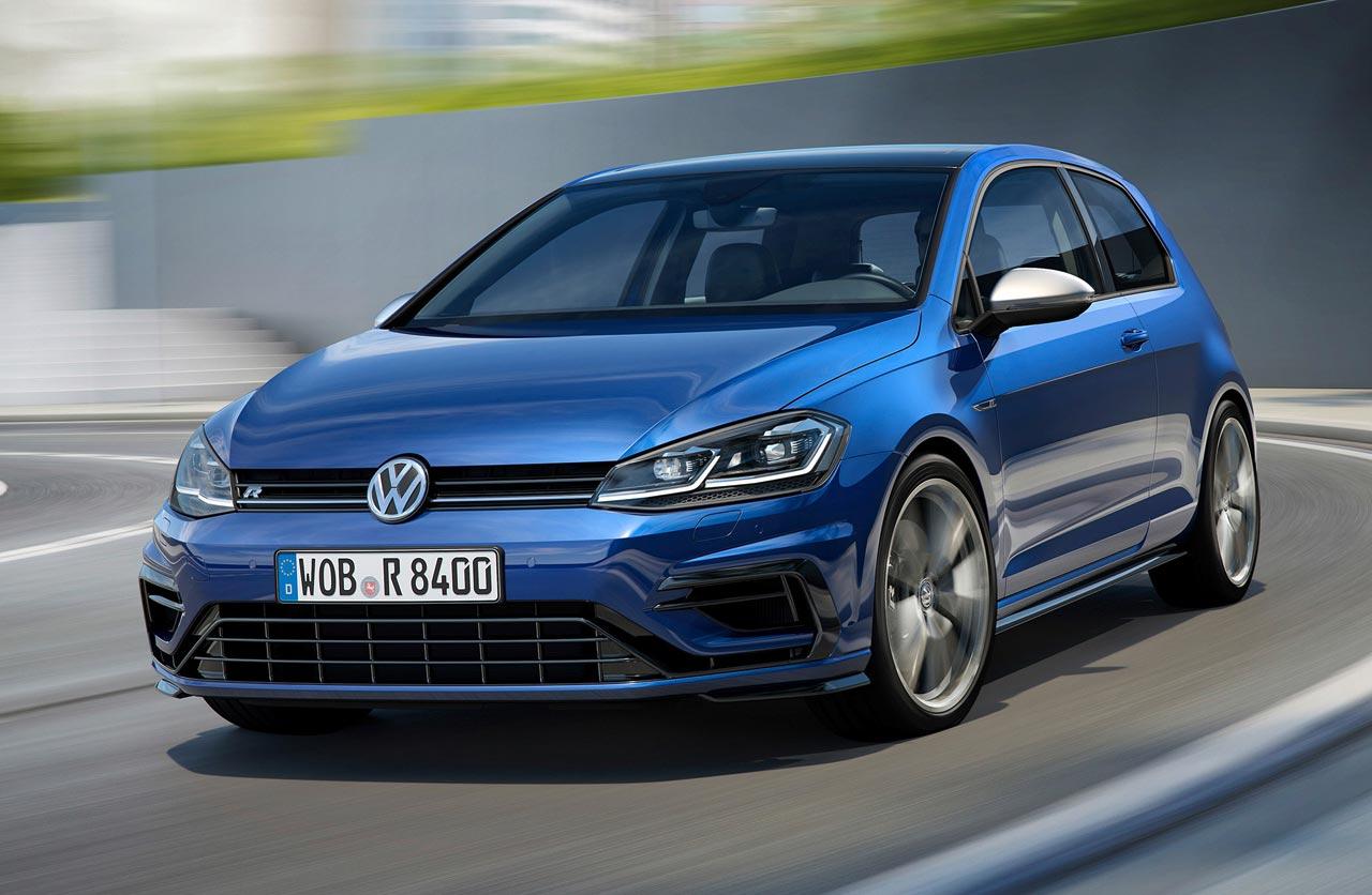 Volkswagen Golf R, ahora con 310 caballos