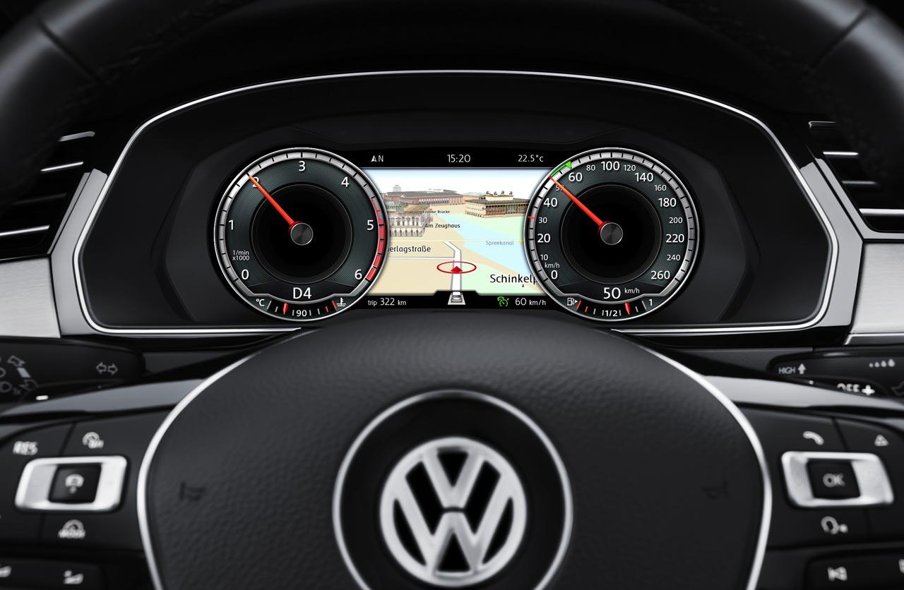 Tablero Nuevo Volkswagen Passat