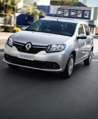 Nuevos motores para los Renault Logan, Sandero, Duster y Oroch