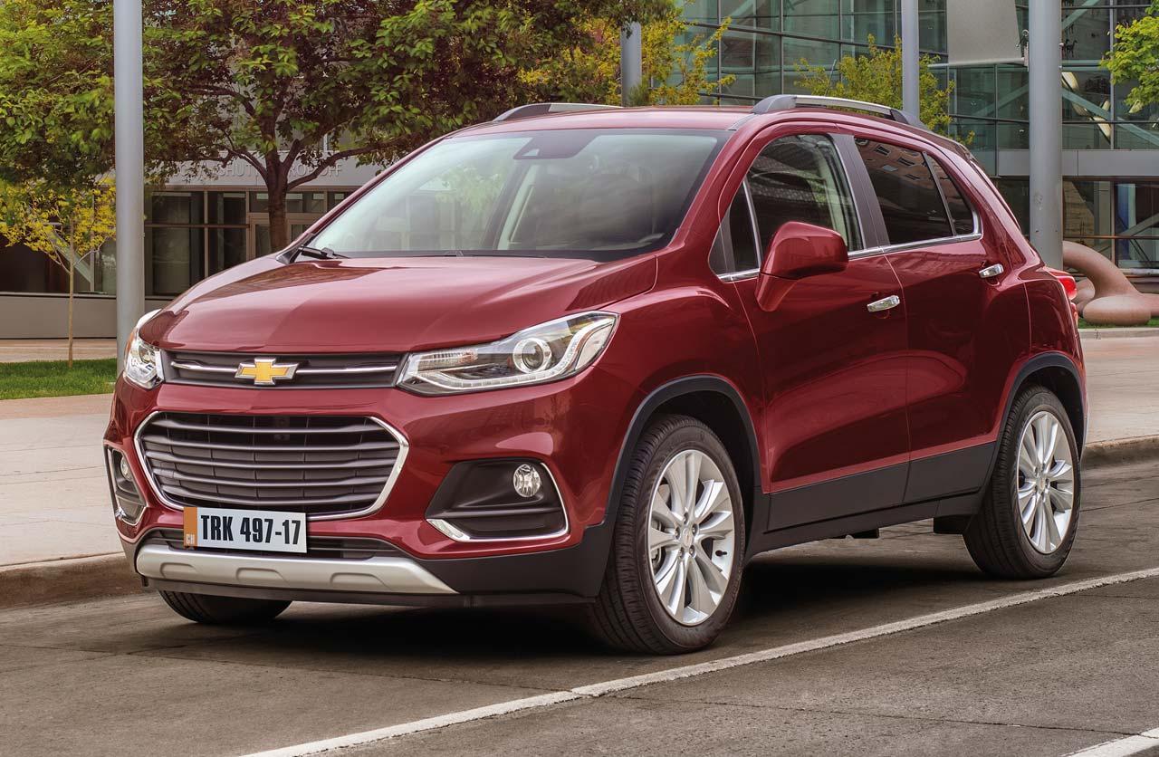 Más sobre la Chevrolet Tracker que llegará a Argentina