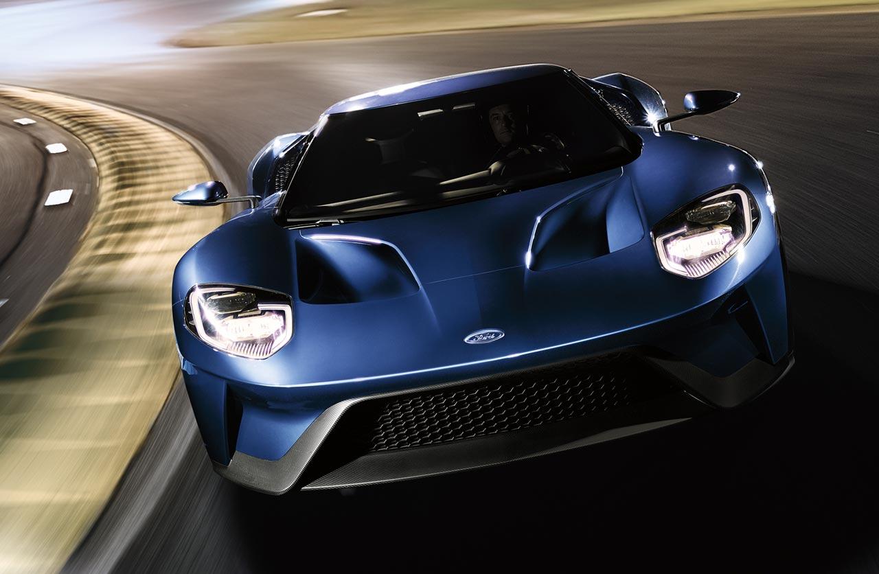 Ford GT, el más veloz en la historia del Óvalo