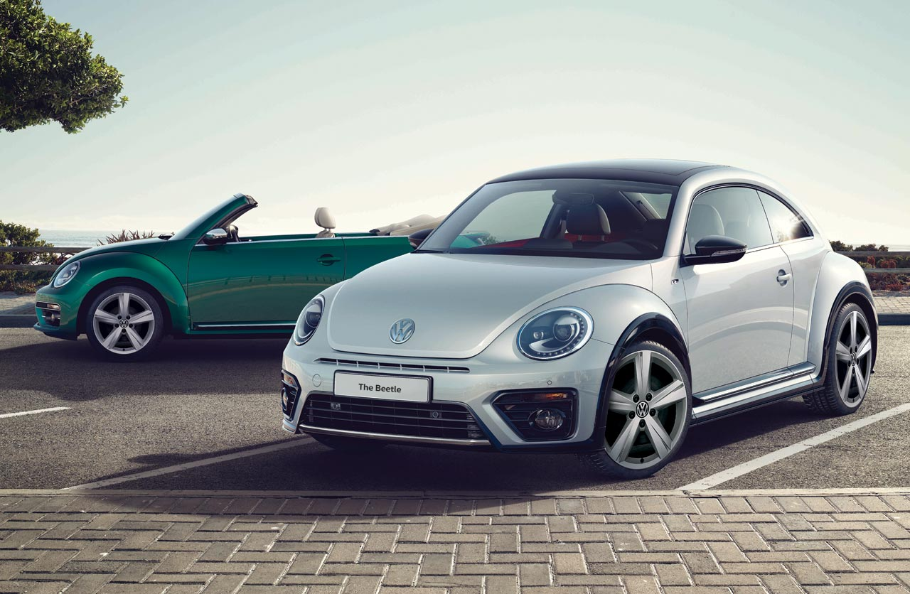 VW The Beetle 2017, ya está en Argentina