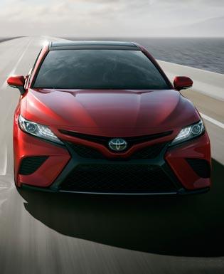 La revolución del nuevo Toyota Camry