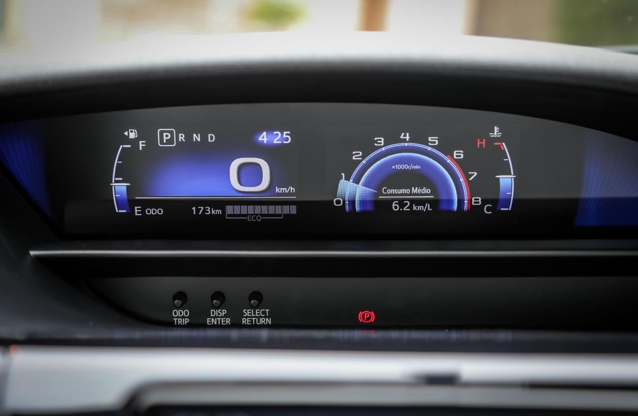 Tablero Toyota Etios 2018
