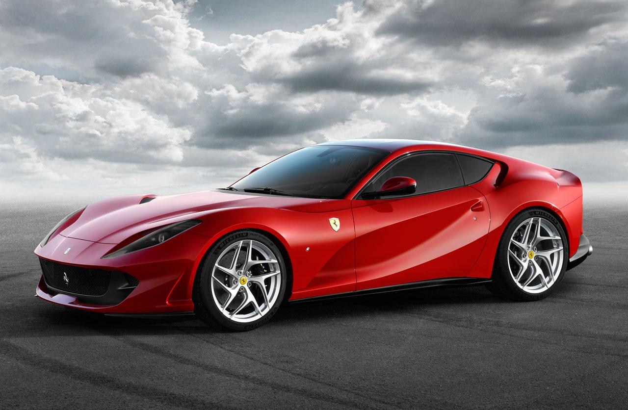 Ferrari 812 Superfast: la más rápida