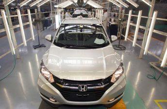 Honda produjo 50.000 unidades en Argentina