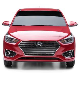Este es el Hyundai Accent 2018 que llegará a la Argentina