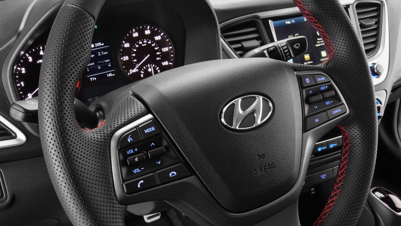 Este Es El Hyundai Accent 2018 Que Llegar 225 A La Argentina