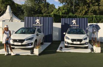 Peugeot Sponsor Oficial del Argentina Open