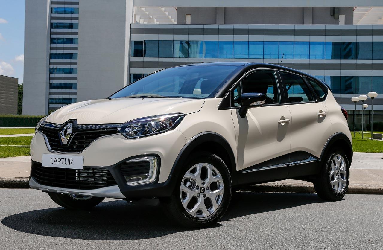 Las diferencias del Renault Captur para Brasil