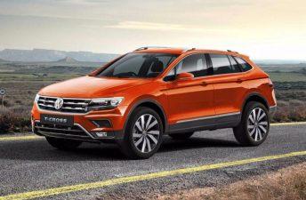 Anticipan el inédito SUV chico de VW