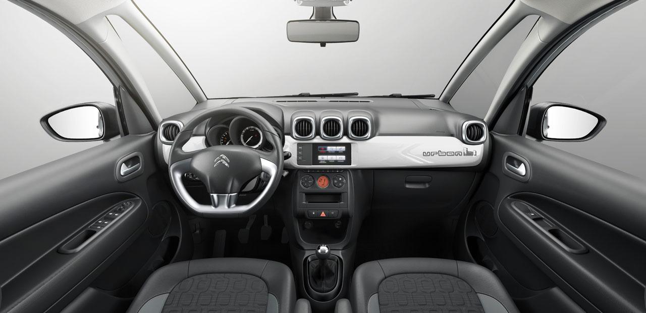 Interior Citroën C3 Aircross Urban