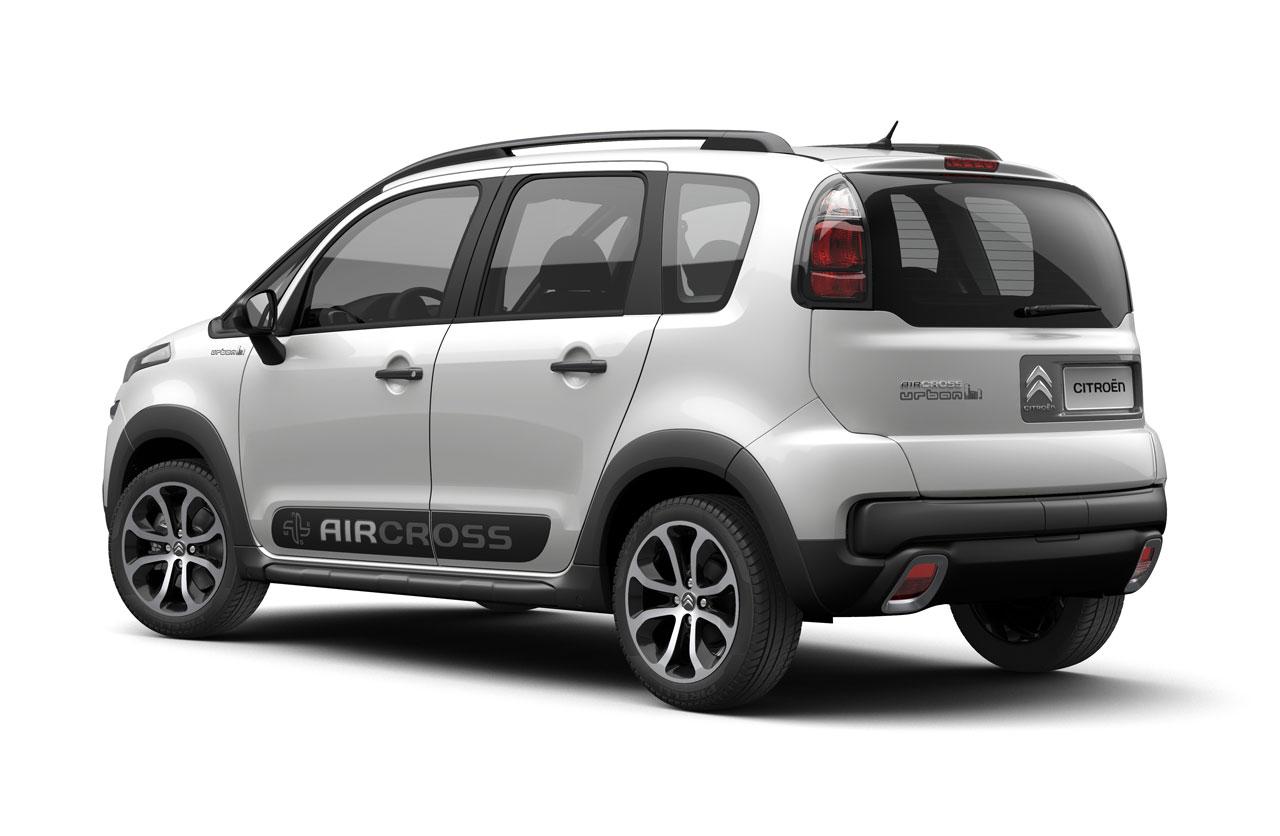 Citroën C3 Aircross Urban