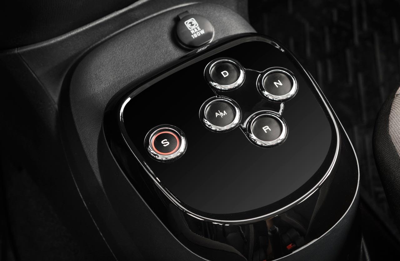 Fiat Mobi caja automática Drive GSR (Gear Smart Ride)