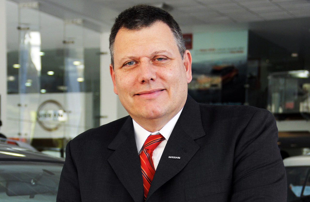Guy Rodriguez es el nuevo VP de Marketing y Ventas de Nissan Latam