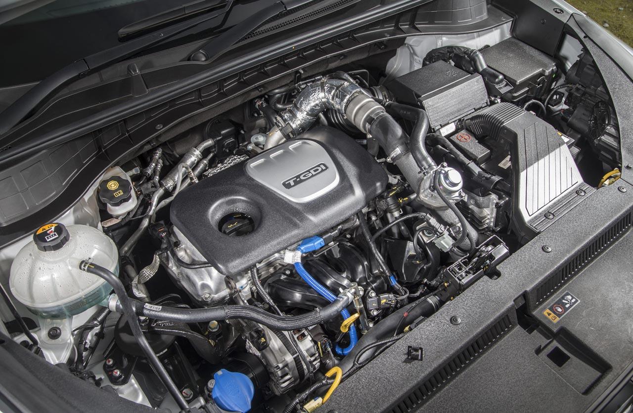Hyundai Tucson Turbo Desde Mayo En Argentina Mega Autos