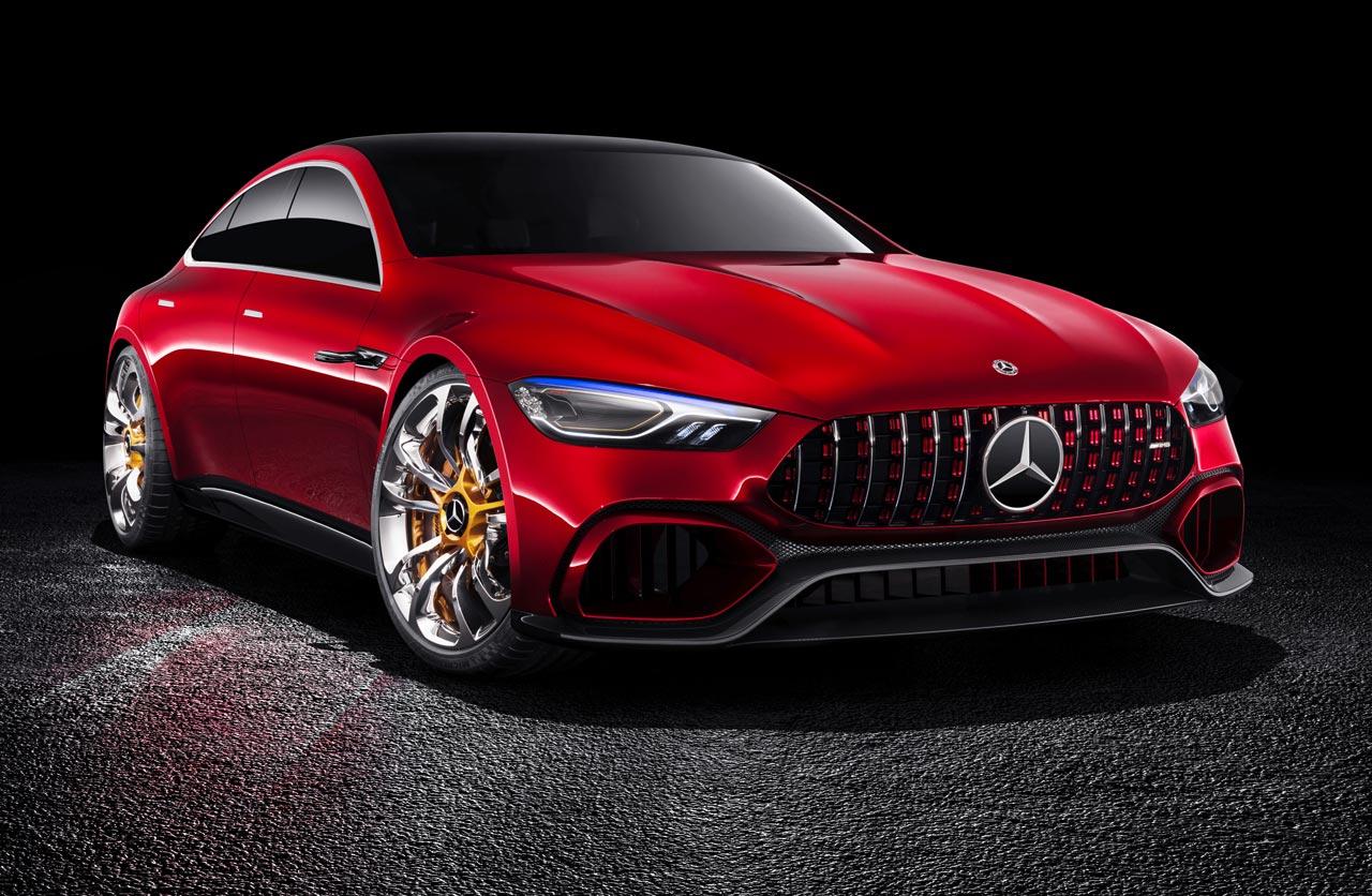 Mercedes amg anticipa un nuevo modelo deportivo mega autos for Mercedes benz deportivo