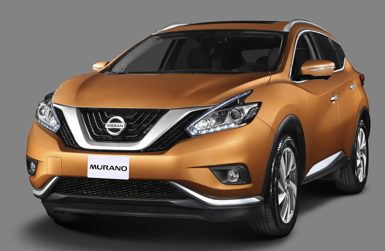 el nuevo nissan murano ya est en argentina mega autos. Black Bedroom Furniture Sets. Home Design Ideas