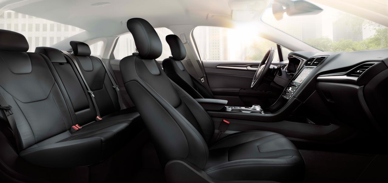 Interior Nuevo Ford Mondeo
