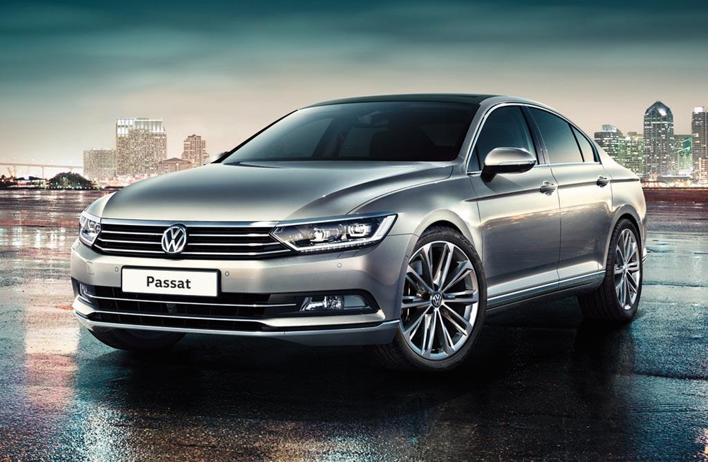 Llegó la nueva generación del Volkswagen Passat
