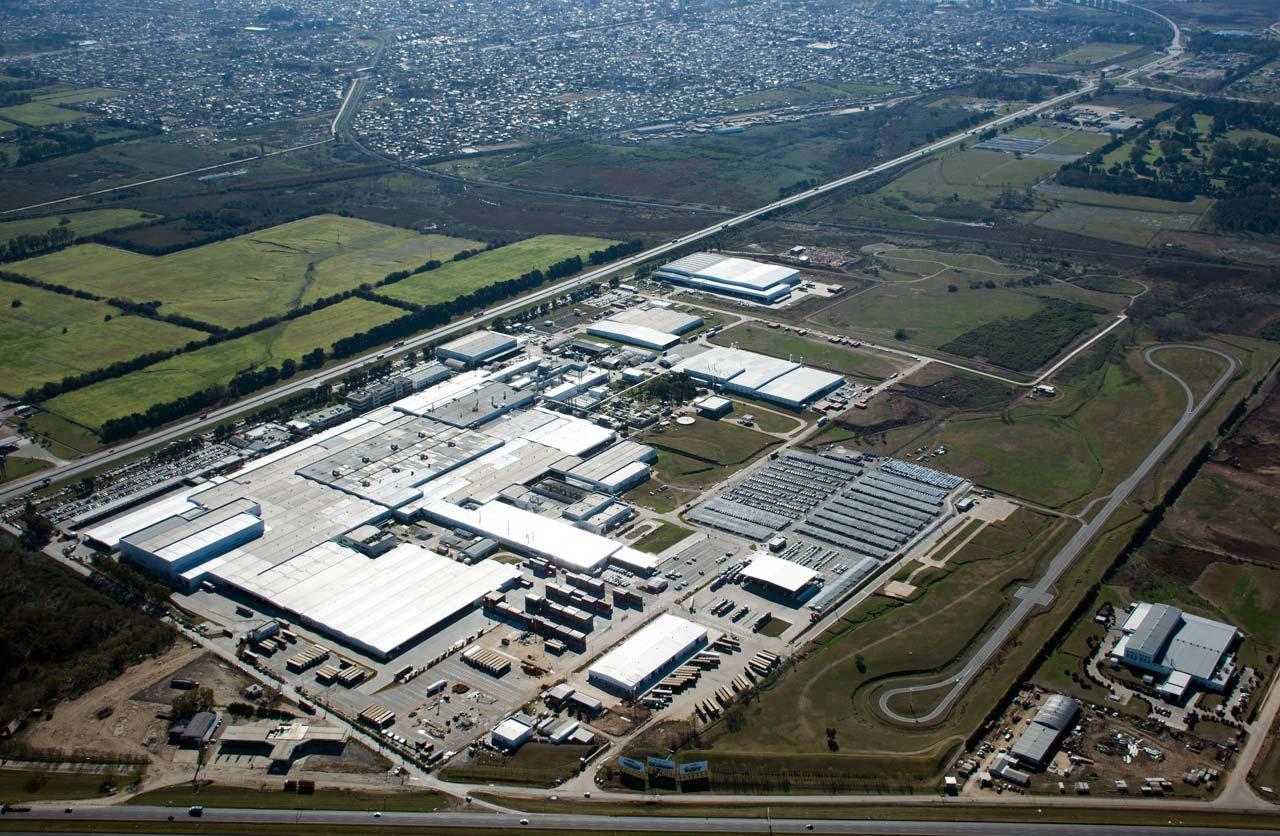 Planta Toyota Argentina