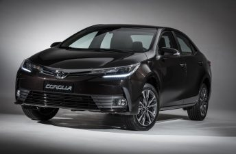 El renovado Toyota Corolla, cerca del debut local