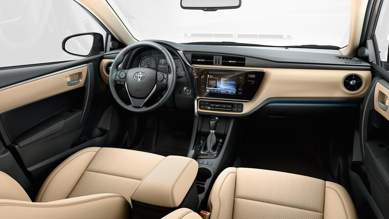 Toyota Corolla 2018 Con Nuevo Facelift Fue Visto En Brasil Auto Infoblog