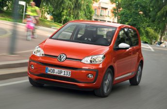 El renovado Volkswagen Up!, más cerca
