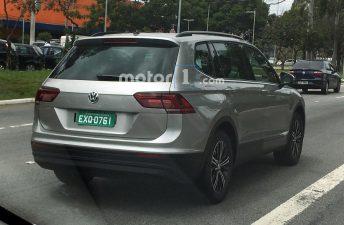 La nueva VW Tiguan ya está en la región