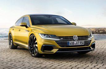 Así es el nuevo Volkswagen Arteon, el sucesor del CC