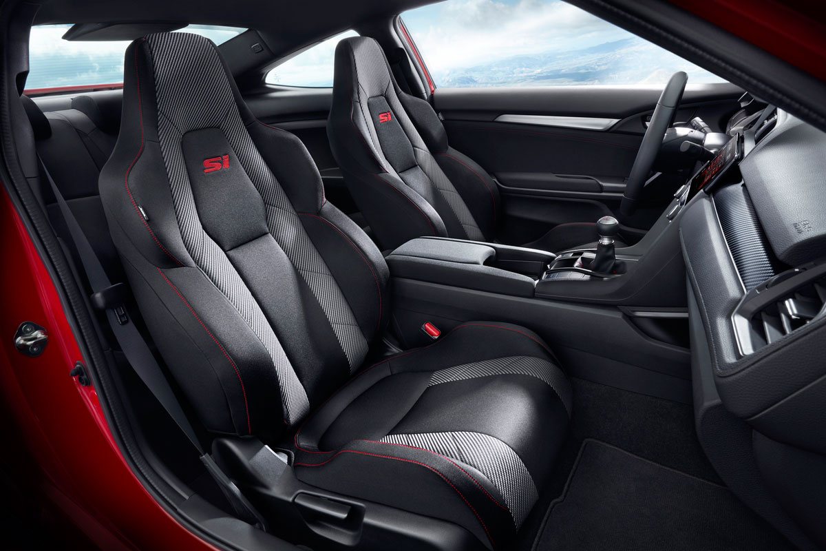 Interior Honda Civic Si