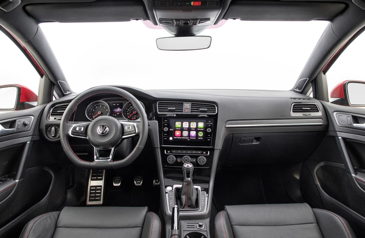 Así es el renovado Volkswagen Golf que llegará a fin de ...
