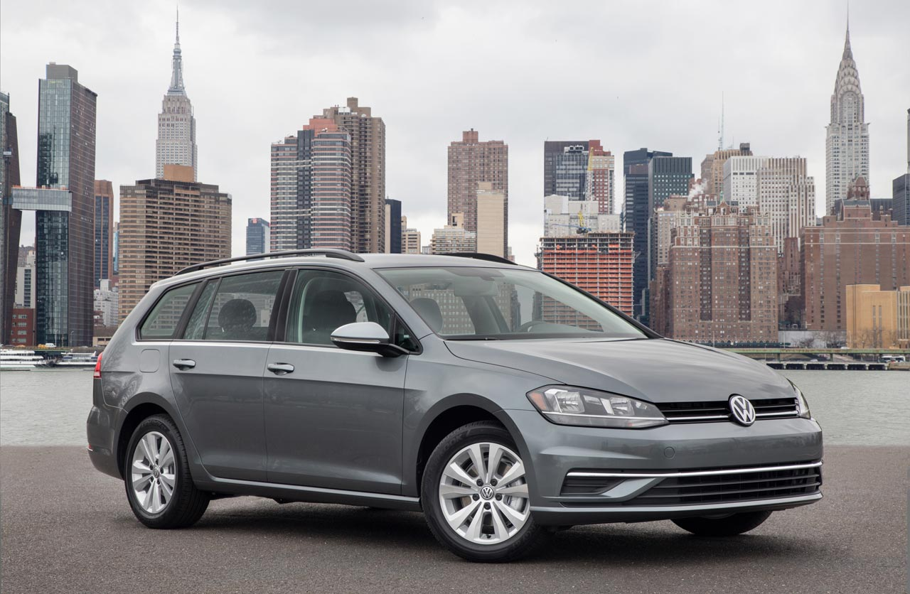 VW Golf Variant 2018