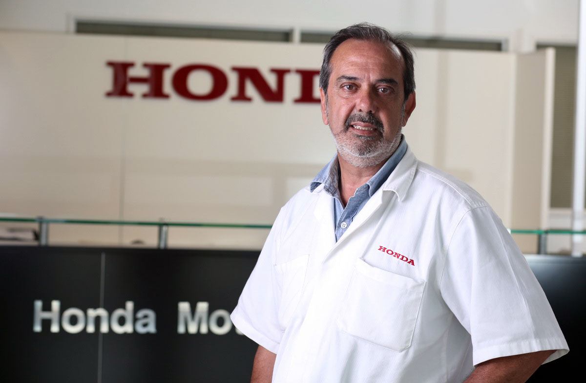 Jorge Fernández es el nuevo VP de Honda Motor de Argentina