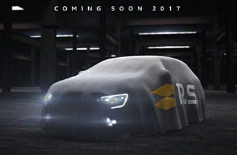 Primera imagen oficial del Renault Mégane IV R.S.