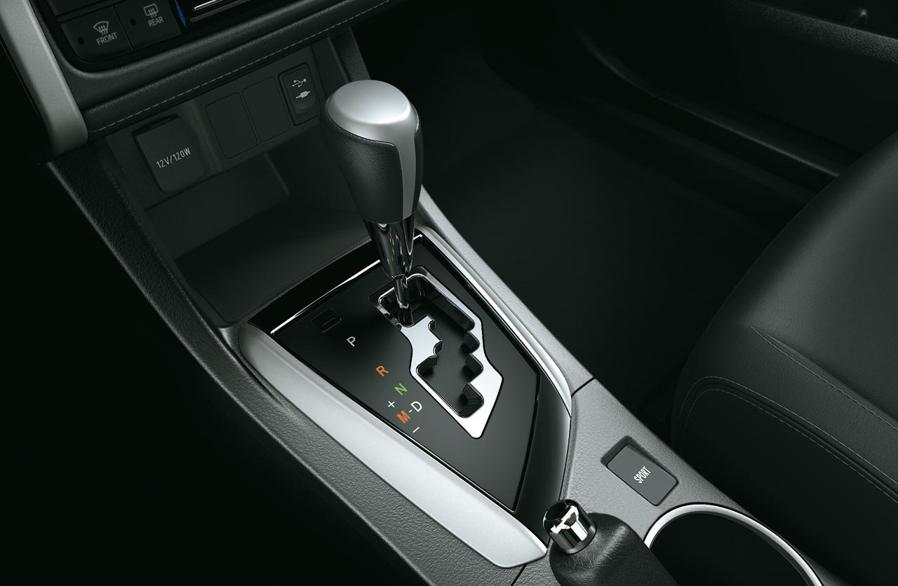 Caja CVT Toyota Corolla