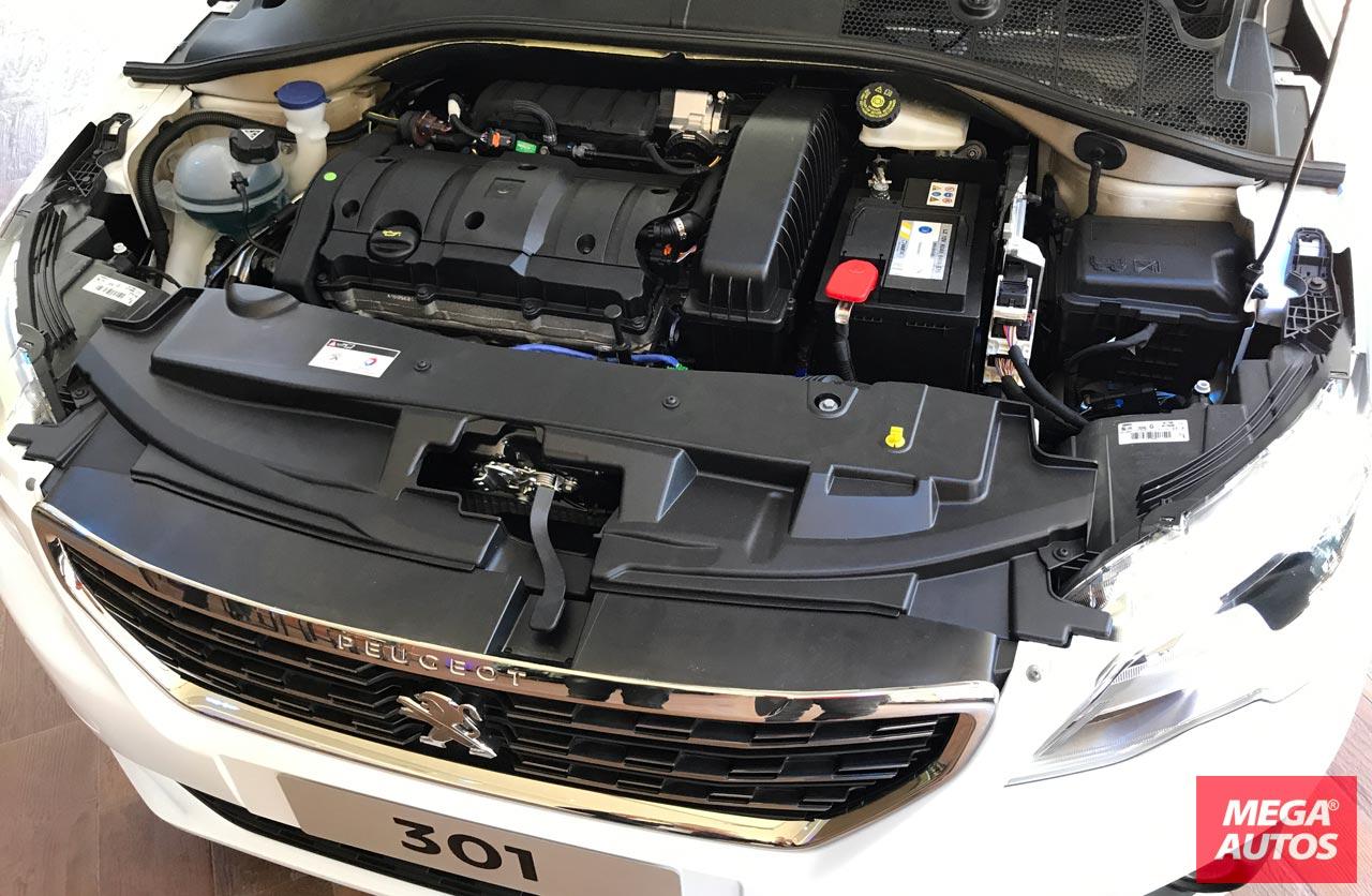 Motor Peugeot 301