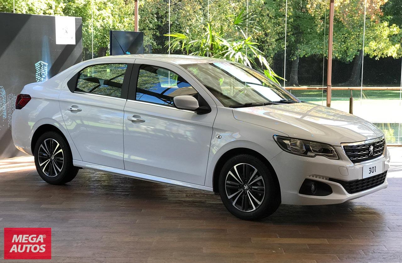 Peugeot 301 Fotos >> Primer contacto con el Peugeot 301 - Mega Autos
