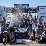 Rally de Argentina: victoria de Neuville con Hyundai en definición apasionante