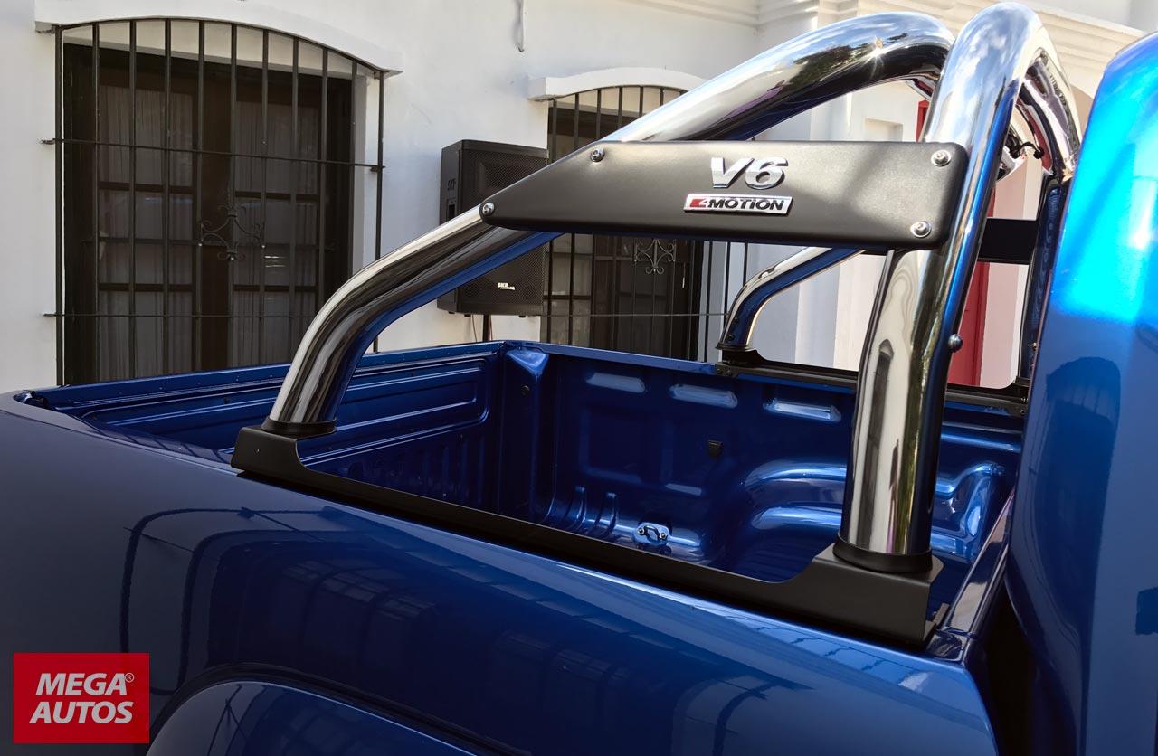 Barra de San Antonio Amarok V6