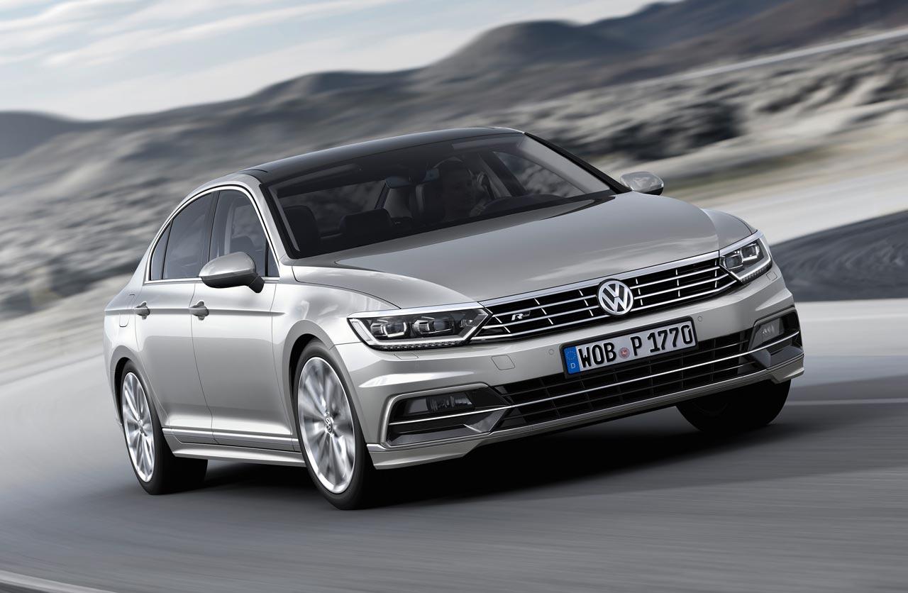 Volkswagen suma el Passat R-Line en Argentina