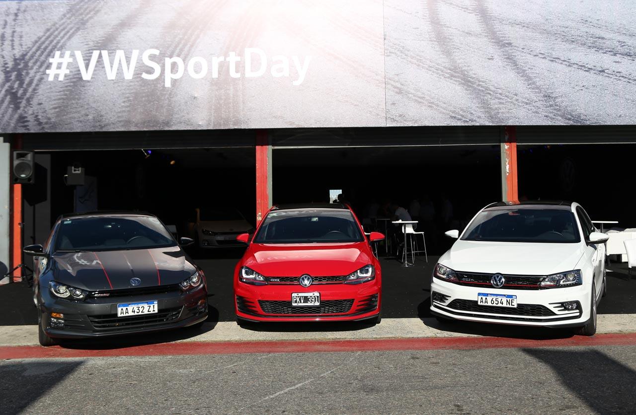 Vento GLi, Golf GTI, Scirocco GTS