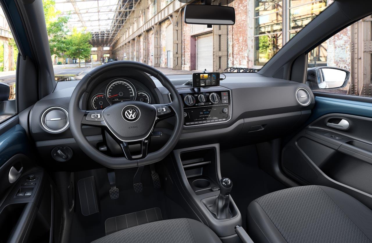 Interior Volkswagen up!