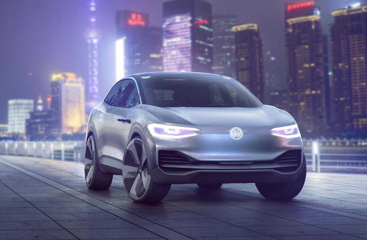 I.D. Crozz, el futuro SUV eléctrico de VW