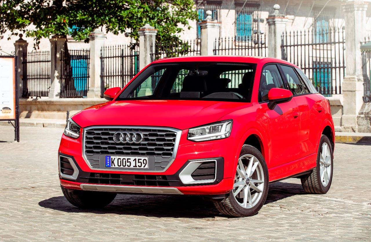 Audi lanzó el Q2 en Argentina