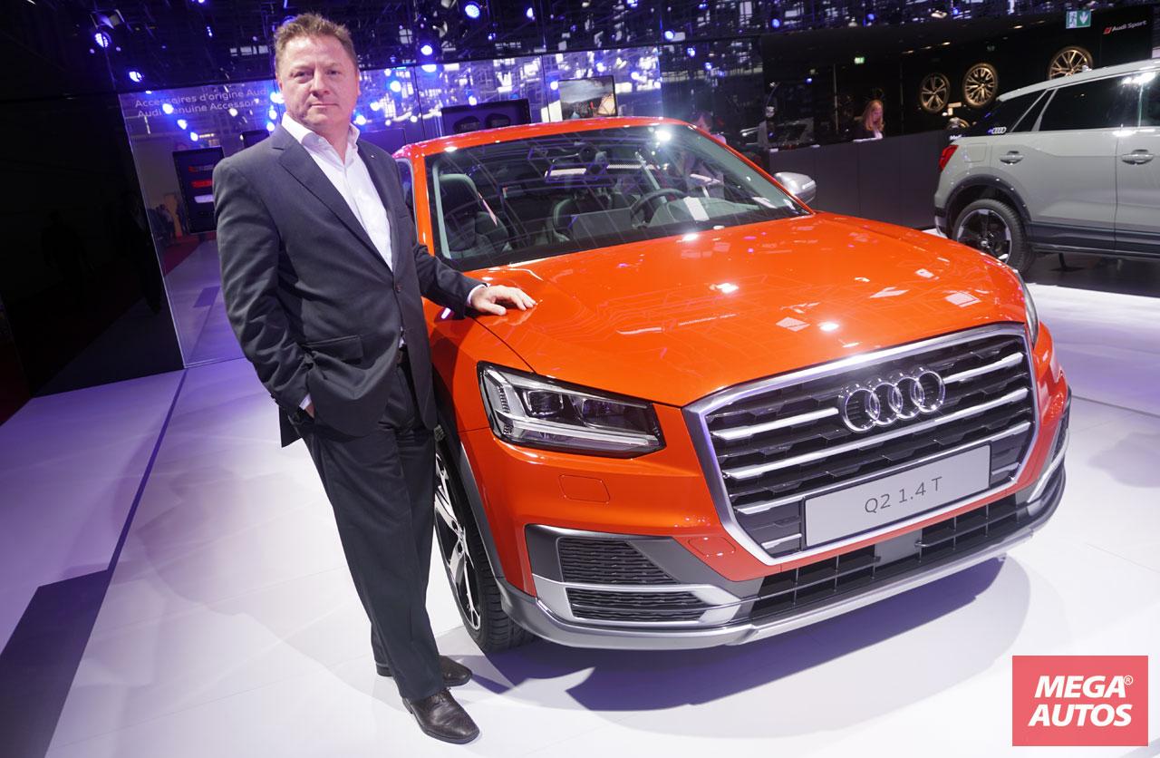 Audi Q2 Salón de París