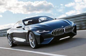Se viene el nuevo BMW Serie 8