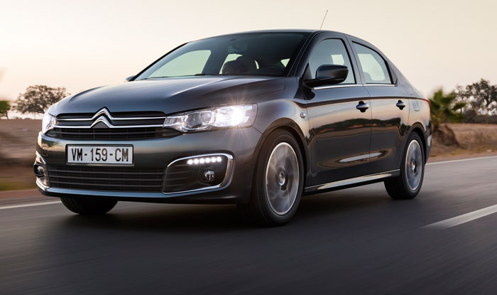 Llegó el renovado Citroën C-Elysée